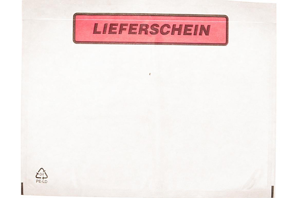 Begleittaschen C6 SK Lieferschein, Art.-Nr. 00517 - Paterno B2B-Shop