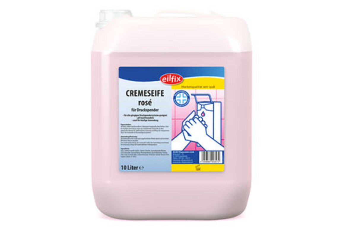 Flüssigseife rosa 10 Liter, Art.-Nr. 0059 - Paterno B2B-Shop
