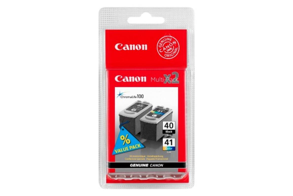 Canon PG40/CL41 Multi Pack je 16ml 1x2, Art.-Nr. 0615B043 (0615B036) - Paterno B2B-Shop