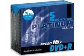 DVD+R  4,7 GB 16x Jewel Case, Art.-Nr. 100015 - Paterno B2B-Shop