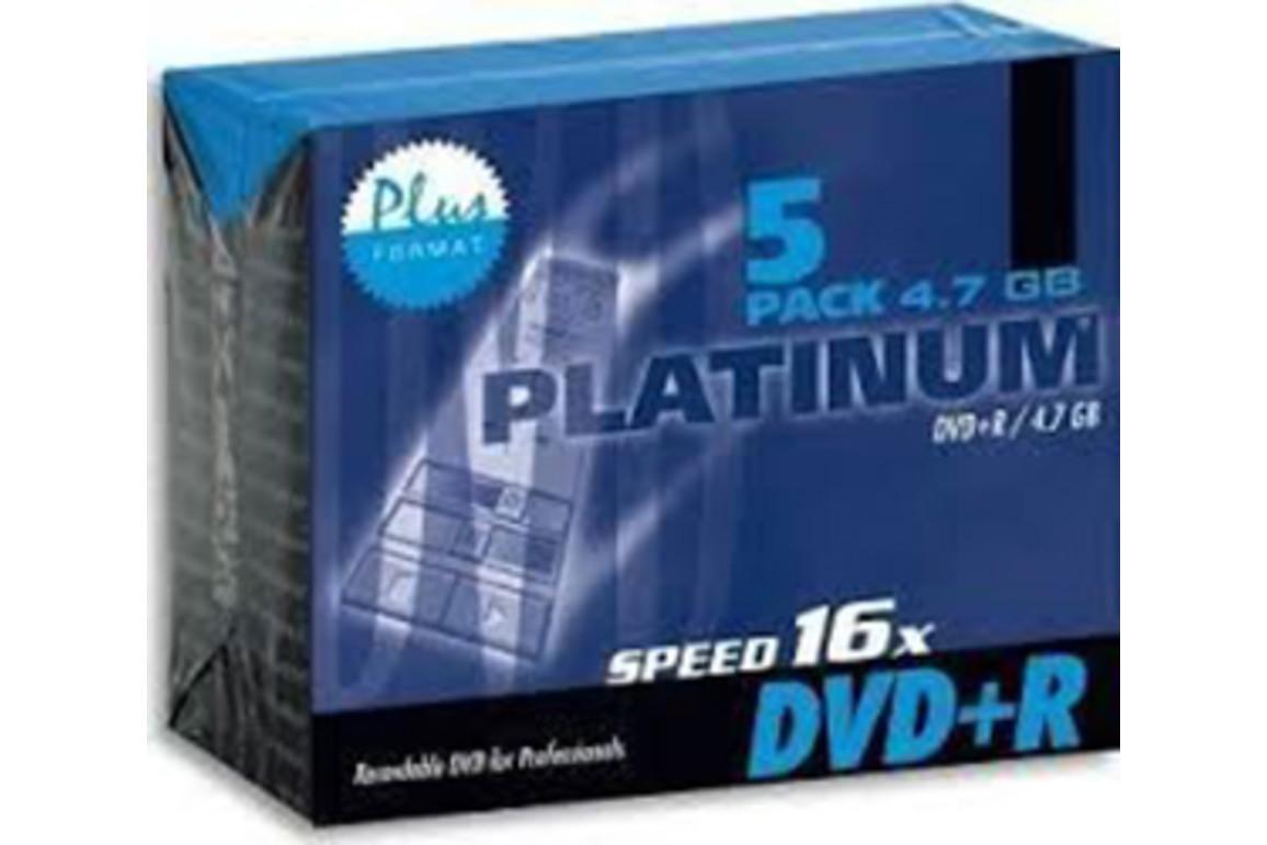 DVD+R  4,7 GB 16x Jewel Case, Art.-Nr. 100015 - Paterno B2B-Shop