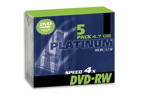 DVD-RW 4,7GB 4-fach Intenso, Art.-Nr. 100300 - Paterno B2B-Shop