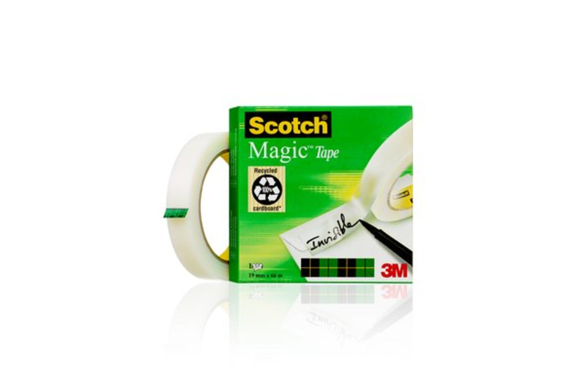 Klebeband Scotch Magic 19mmx66lfm, Art.-Nr. 11260 - Paterno B2B-Shop