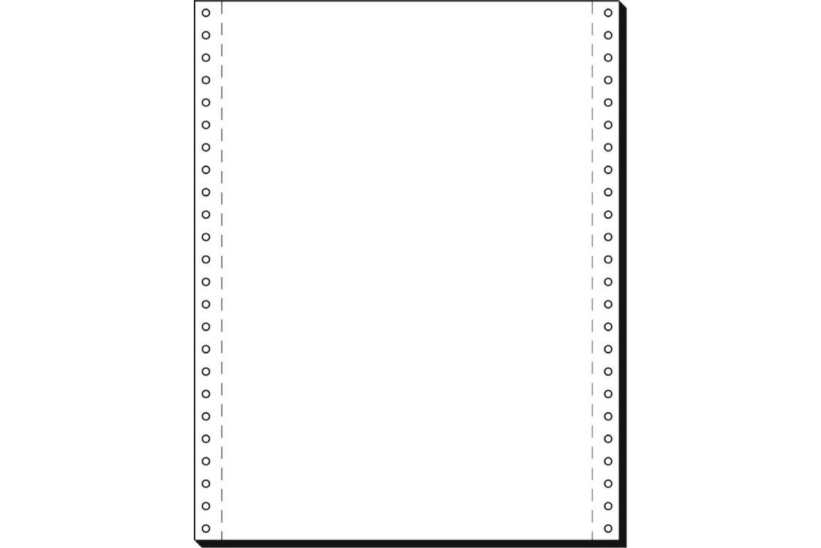 Papier EDV 60 gr. HP, Art.-Nr. 12-X375-ZEBRA. - Paterno B2B-Shop
