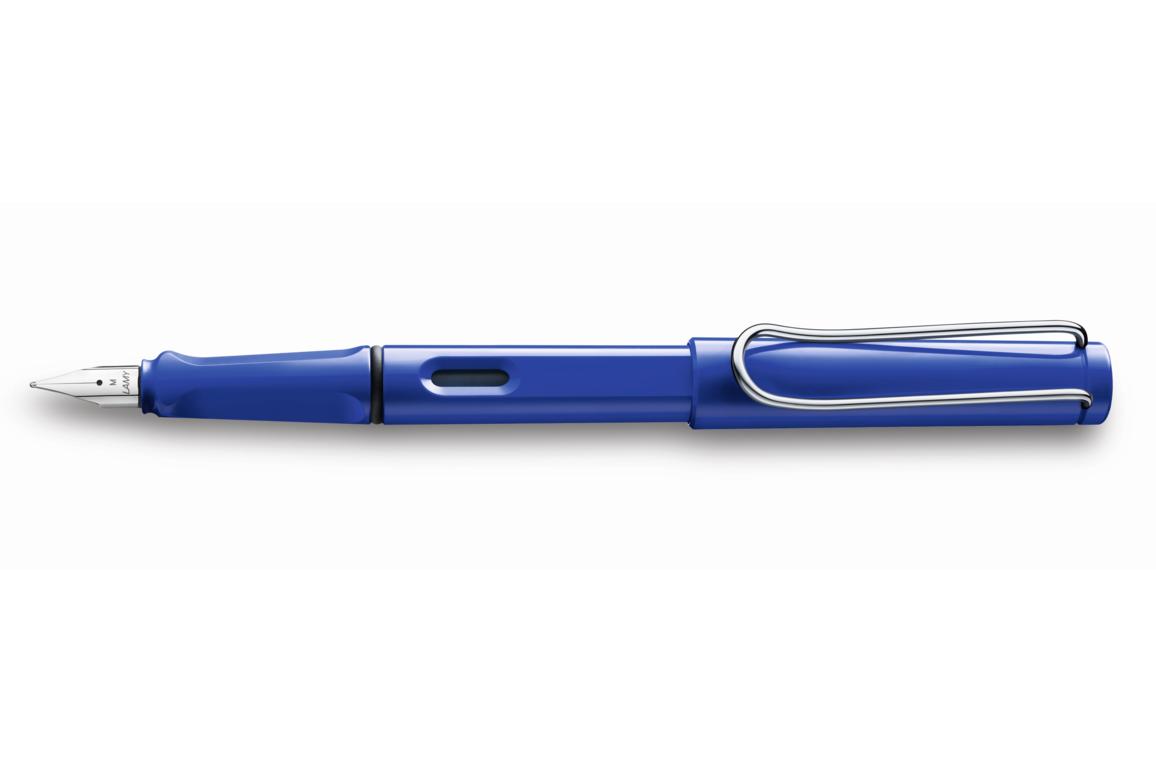 Füllhalter Lamy SAFARI 014 F blau, Art.-Nr. 1210490 - Paterno B2B-Shop