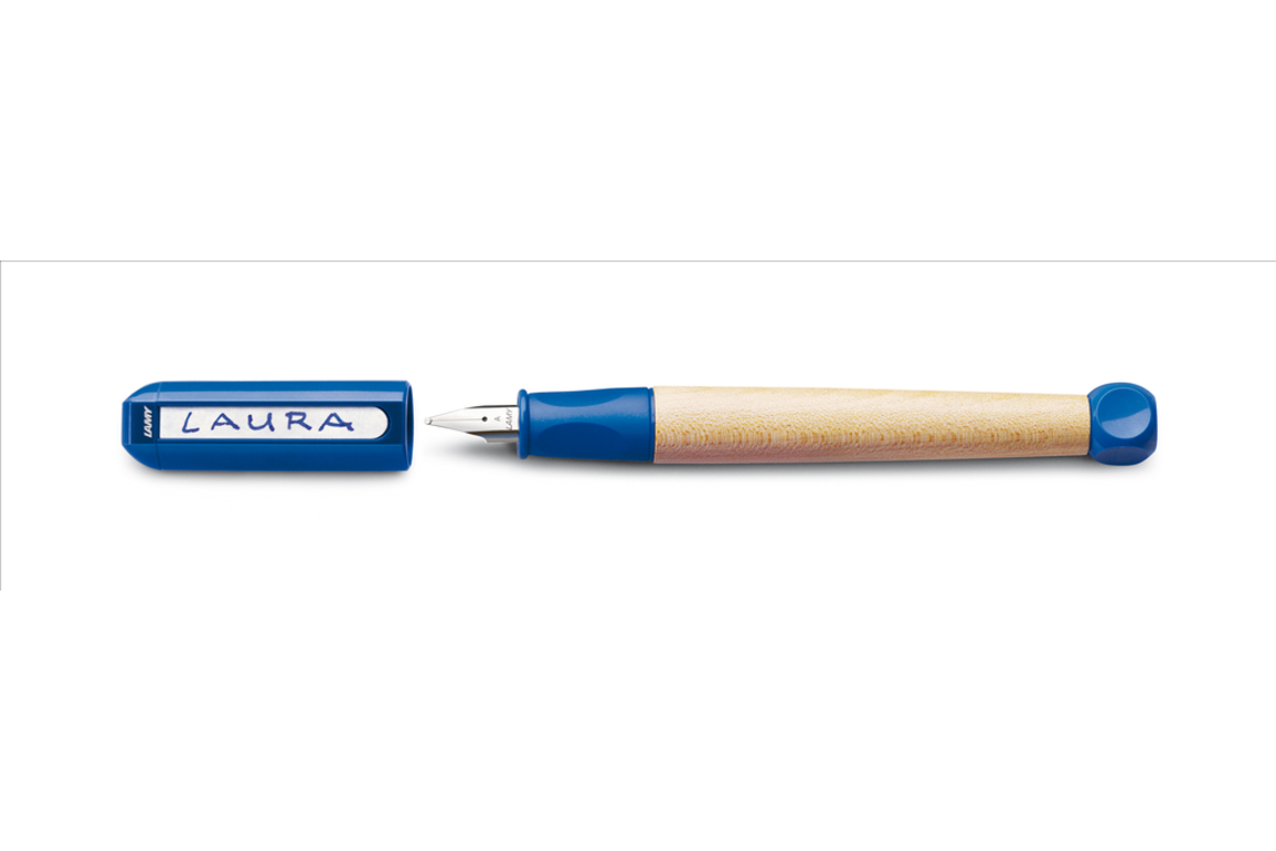 Füllhalter Lamy ABC 09 Linkshänder blau, Art.-Nr. 1216661 - Paterno B2B-Shop