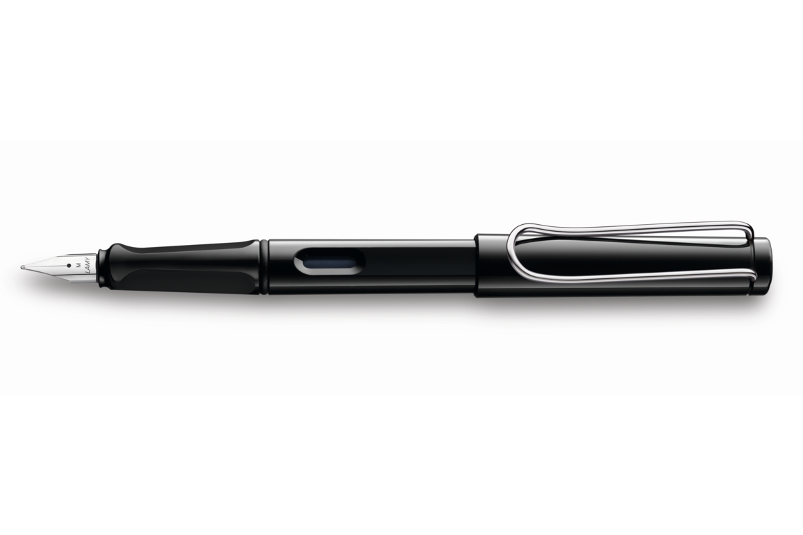 Füllhalter Lamy Safari 019 M black, Art.-Nr. 1219679 - Paterno B2B-Shop