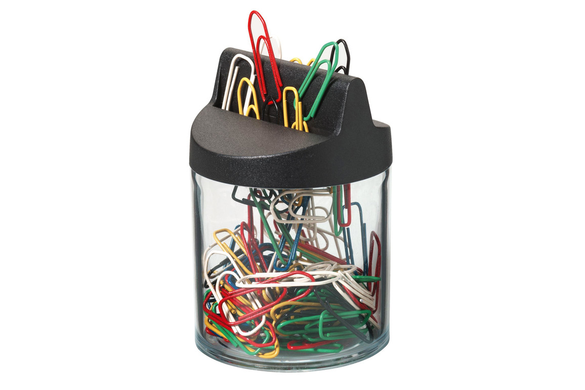 Büroklammernspender Durable mit Magnet, Art.-Nr. 1240 - Paterno B2B-Shop