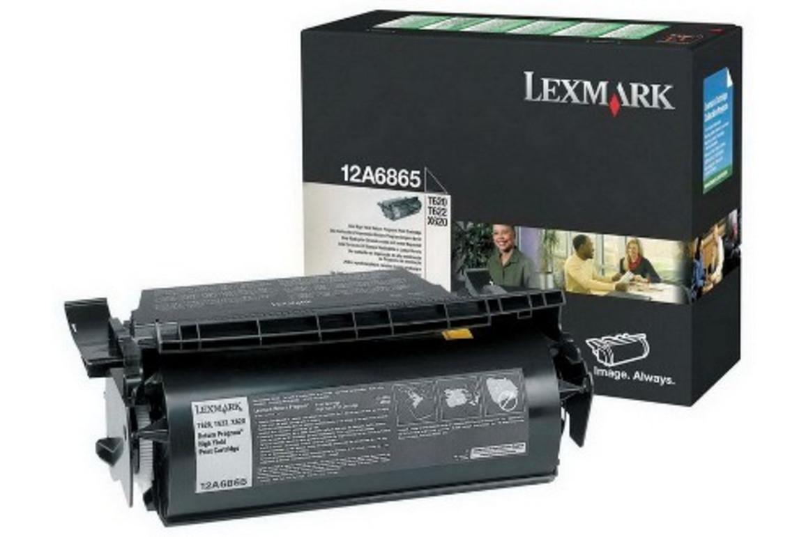 Lexmark Cartridge Return HY 30K, Art.-Nr. 12A6865 - Paterno B2B-Shop