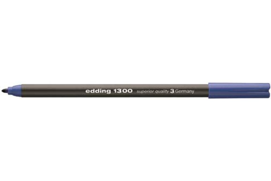 Faserschreiber Edding 1300 schwarz, Art.-Nr. 1300-SW - Paterno B2B-Shop