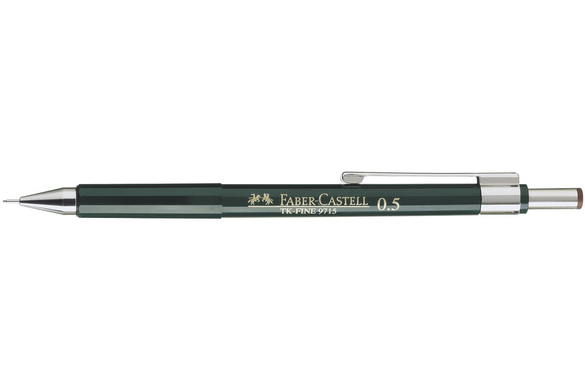 Druckbleistift Faber TK-FINE 9715 0,5mm, Art.-Nr. 136500 - Paterno B2B-Shop