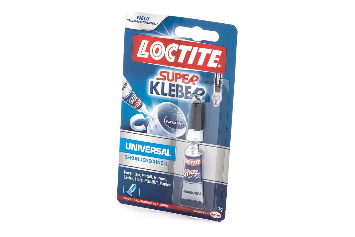 Sekundenkleber Loctite Superkleber 3 gr, Art.-Nr. 13746 - Paterno B2B-Shop