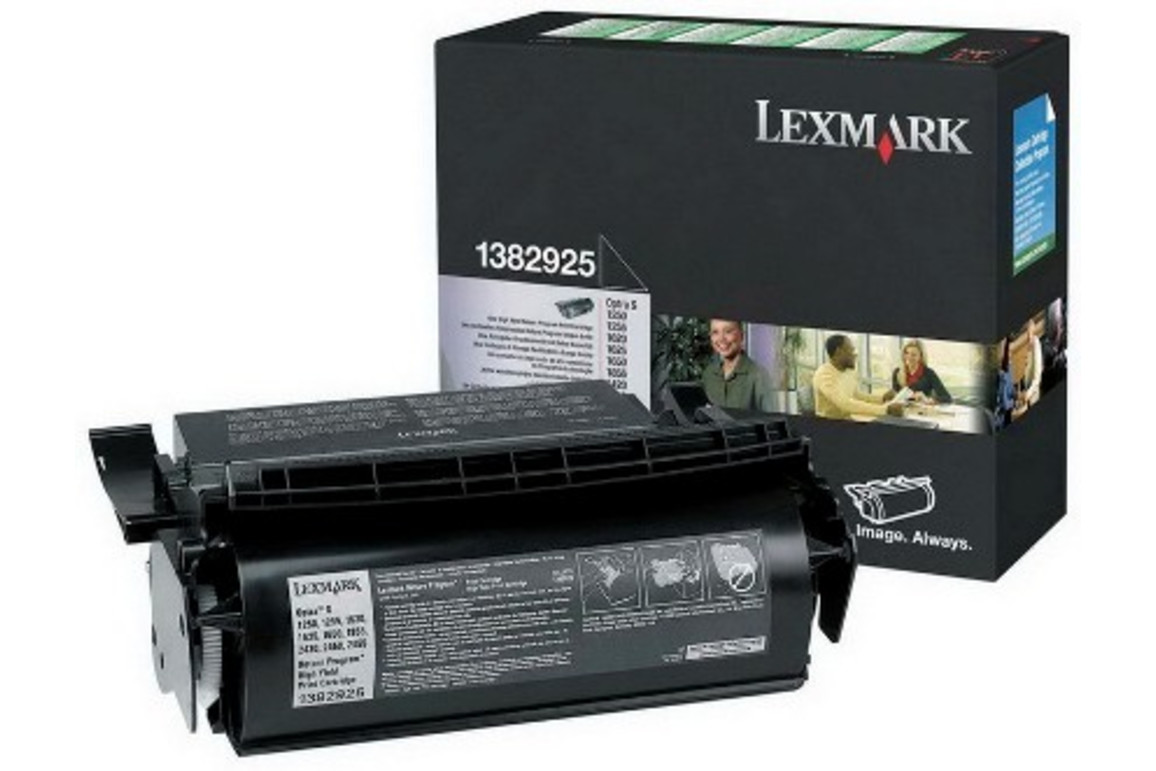 Lexmark Cartridge  Return Jumbo 17,6K, Art.-Nr. 1382925 - Paterno B2B-Shop