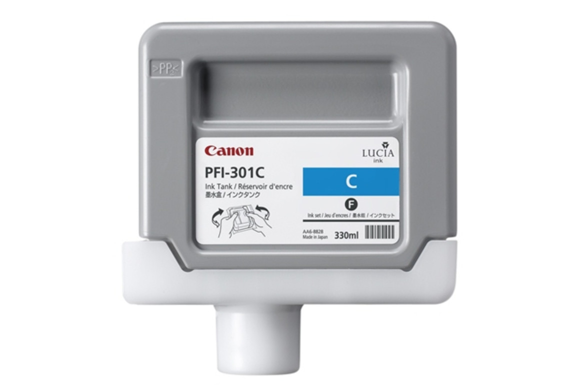 Canon Ink cyan 330ml, Art.-Nr. 1487B001 - Paterno B2B-Shop