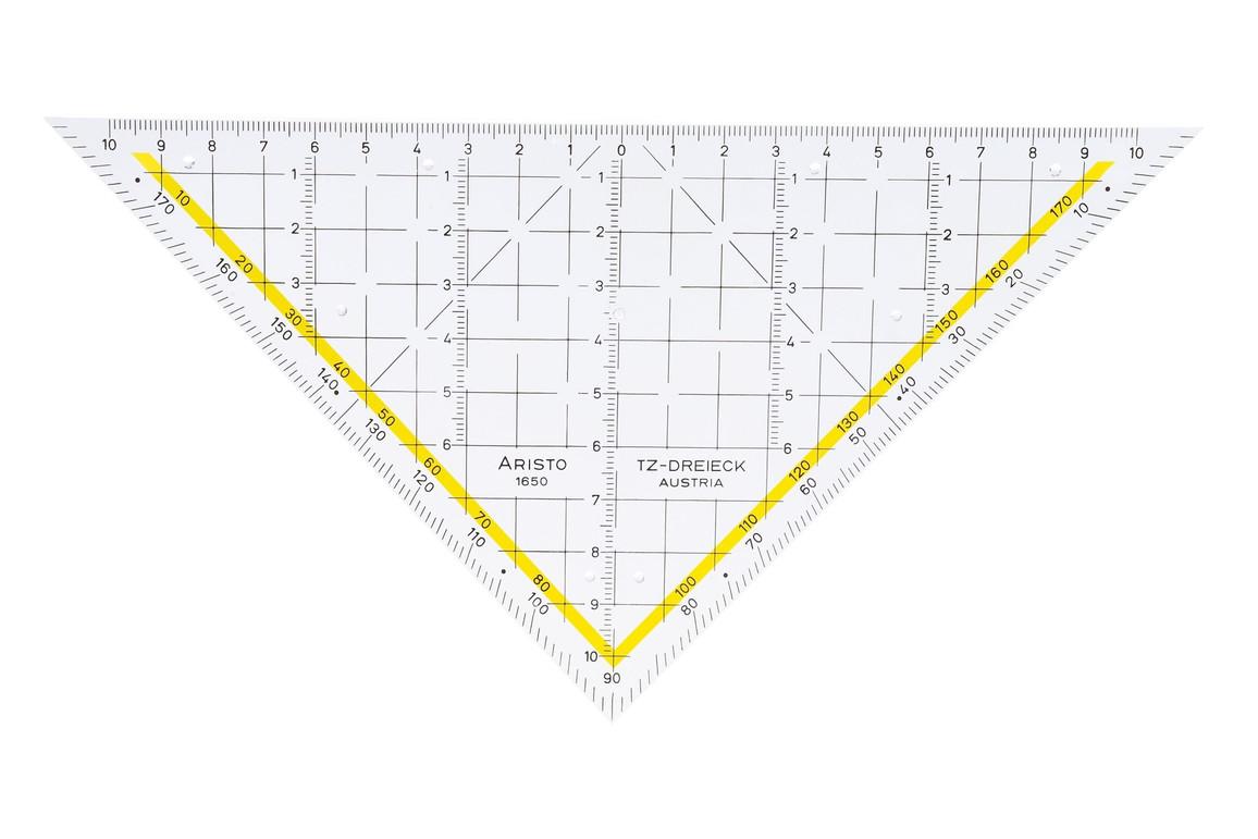 TZ Dreieck Aristo ohne Griff, Art.-Nr. 1650-1 - Paterno B2B-Shop