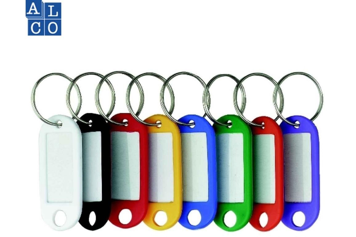 Schlüsselanhänger Alco 1852A sortiert, Art.-Nr. 1852A - Paterno B2B-Shop