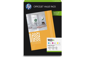 HP 903XL Value Pack Inks+Photo Paper, Art.-Nr. 1CC20AE