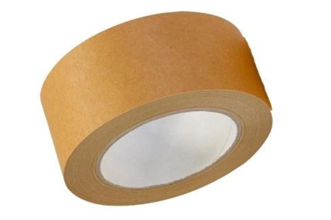 Papierklebeband 802 50mm 50lfm braun, Art.-Nr. 2000M-PA - Paterno B2B-Shop