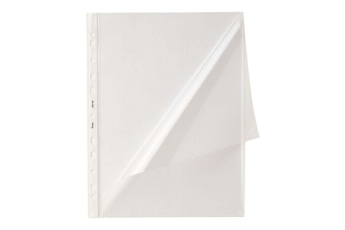Klarsichthüllen Bene A4 140my glasklar, Art.-Nr. 206200-CL - Paterno B2B-Shop