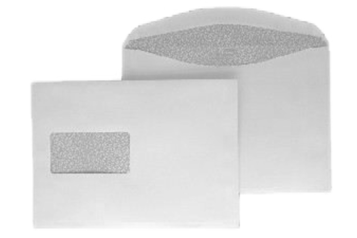 Kuvert Gössler C5 RN-AB FL 100 gr. G-Line grey, Art.-Nr. 2069K - Paterno B2B-Shop