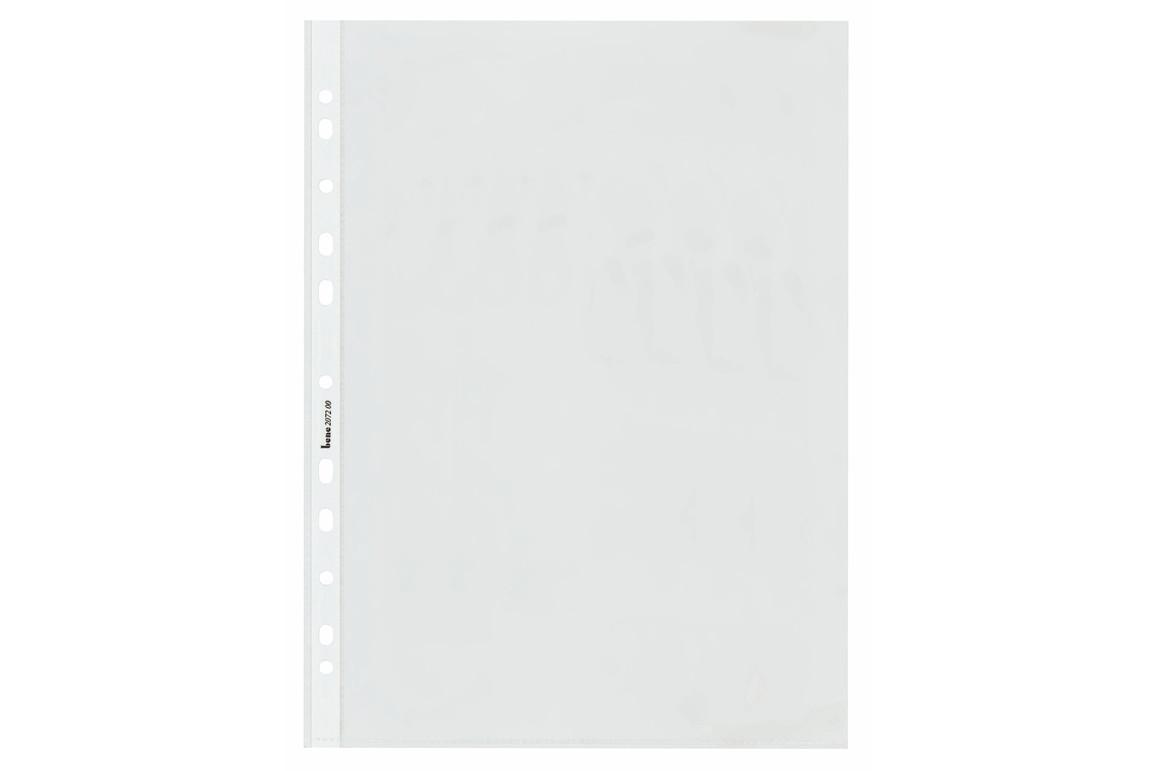 Klarsichthüllen Bene A4 100my glasklar, Art.-Nr. 207200-CL - Paterno B2B-Shop