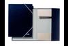 Dreiflügelmappe Bene A4 Exklusiv bordeaux, Art.-Nr. 233900-DRT - Paterno B2B-Shop