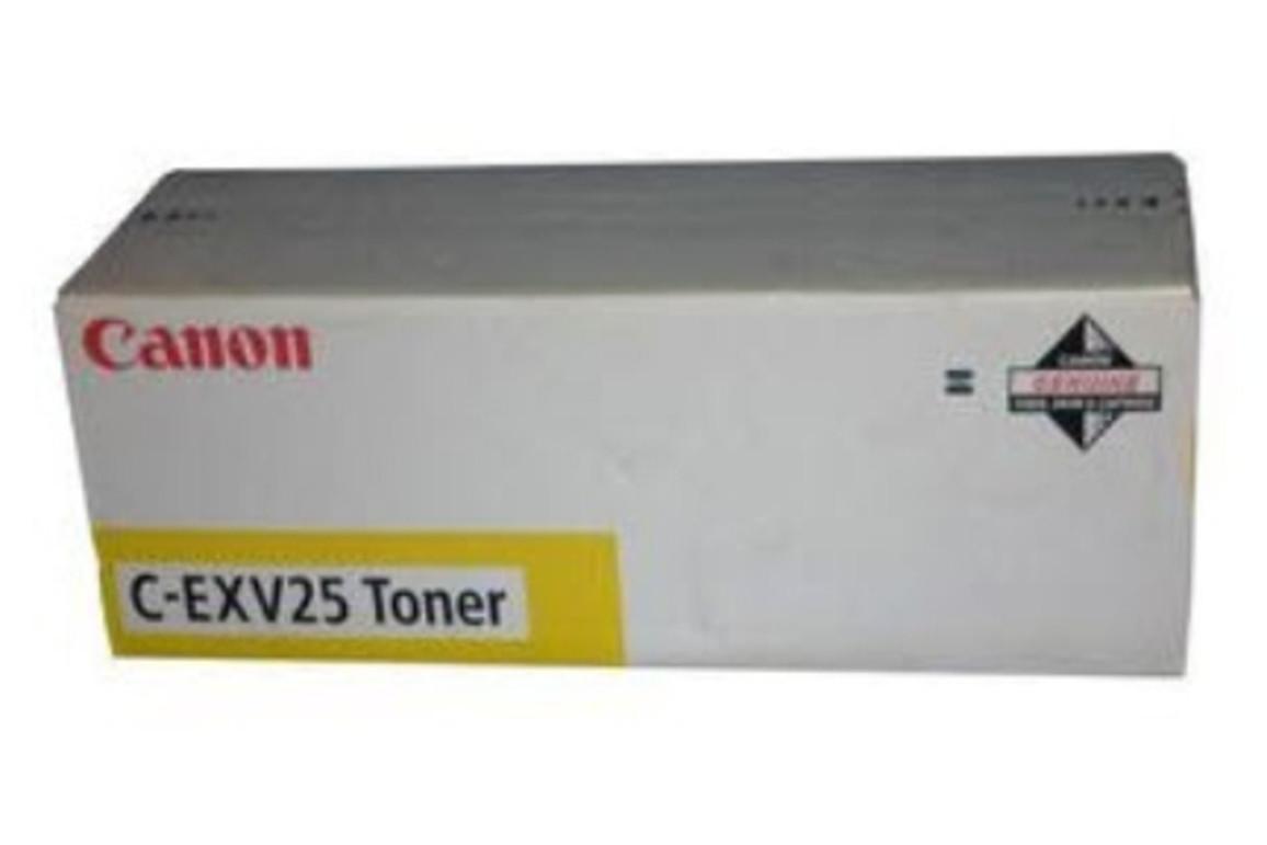 Canon Toner C-EXV25 yell. 35K, Art.-Nr. 2551B002 - Paterno B2B-Shop