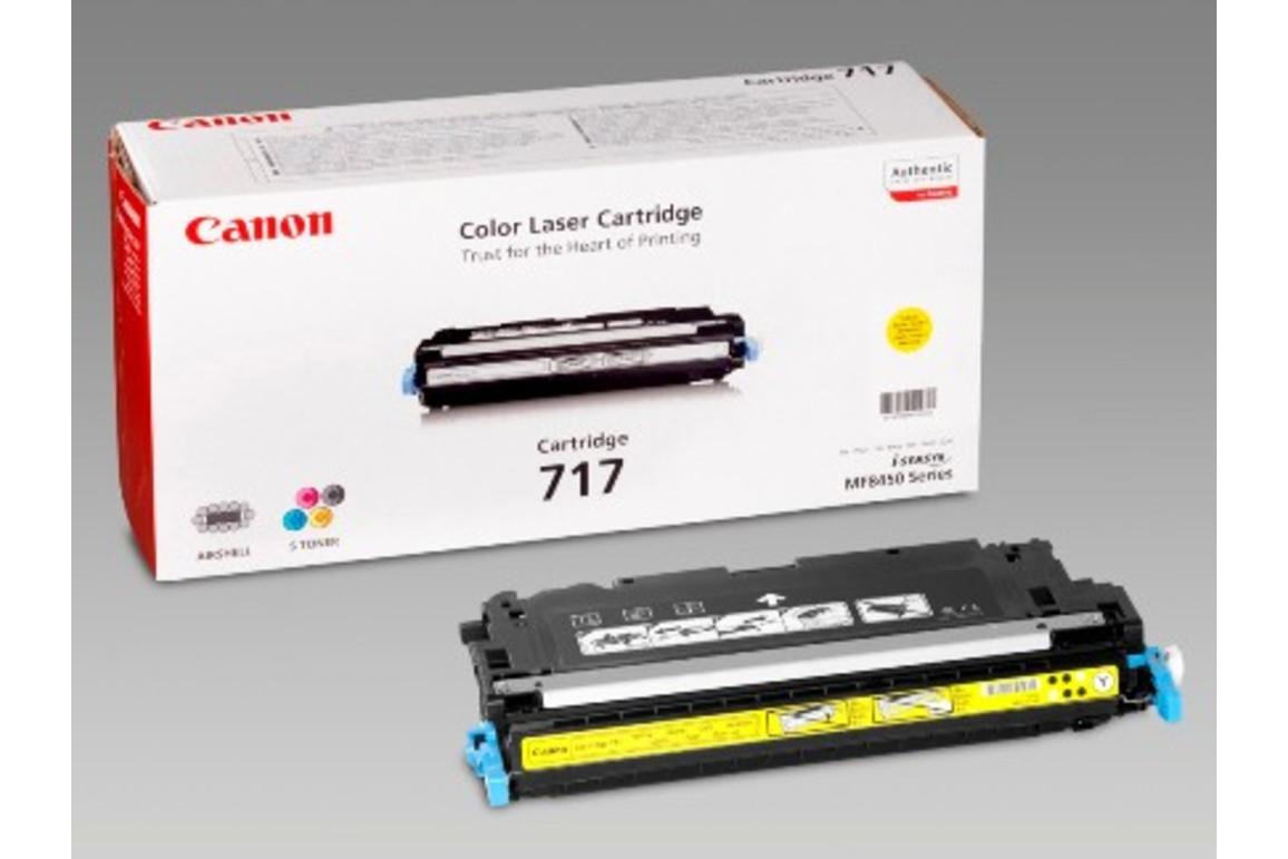 Canon Cartridge MF8450 yell EP-717 4K, Art.-Nr. 2575B002 - Paterno B2B-Shop