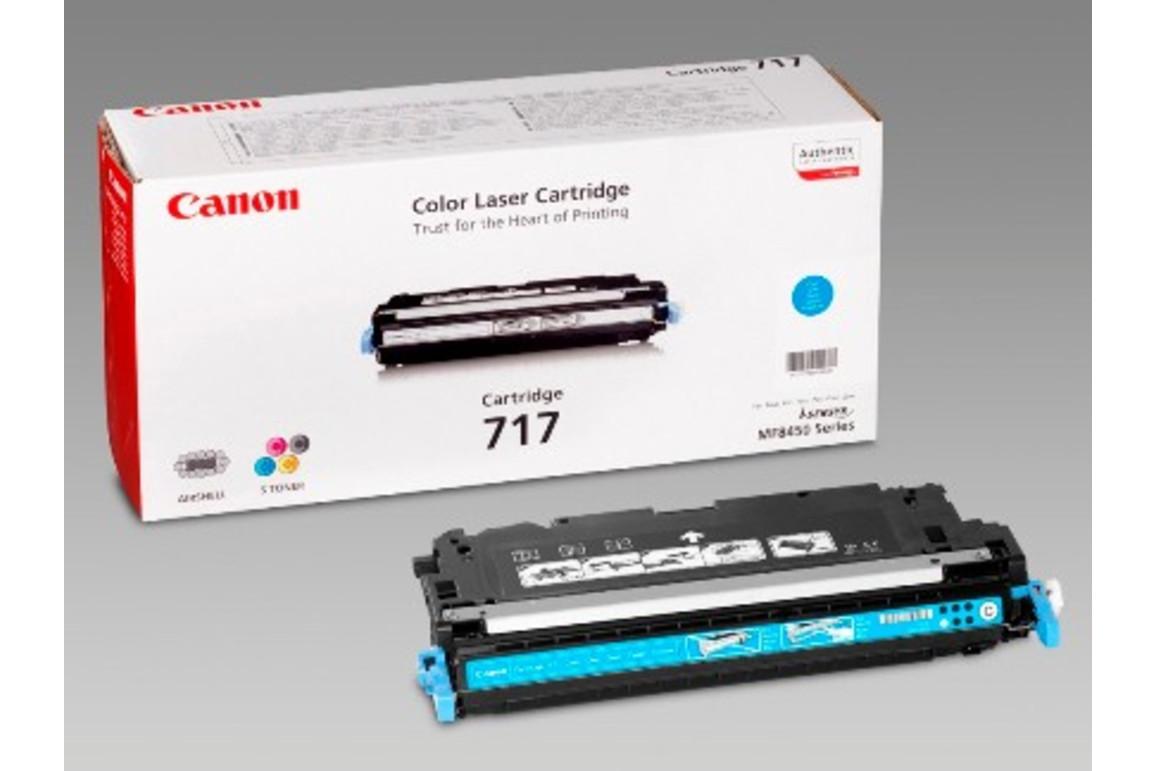 Canon Cartridge MF8450 cyan EP-717 4K, Art.-Nr. 2577B002 - Paterno B2B-Shop