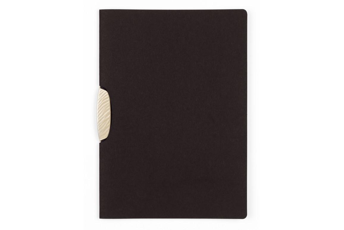 Klemmmappe Durable Clip file eco schwarz, Art.-Nr. 281501 - Paterno B2B-Shop