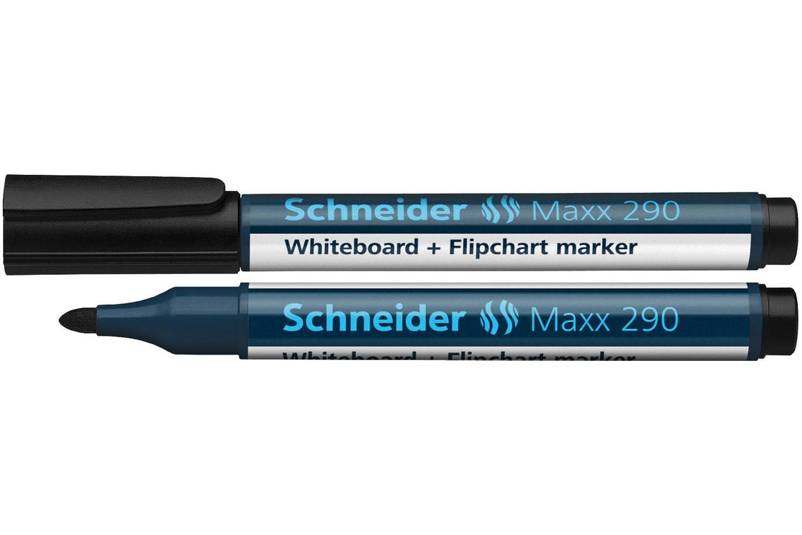 Whiteboard und FlipchartMarker 290 grün, Art.-Nr. 290SN-GN - Paterno B2B-Shop