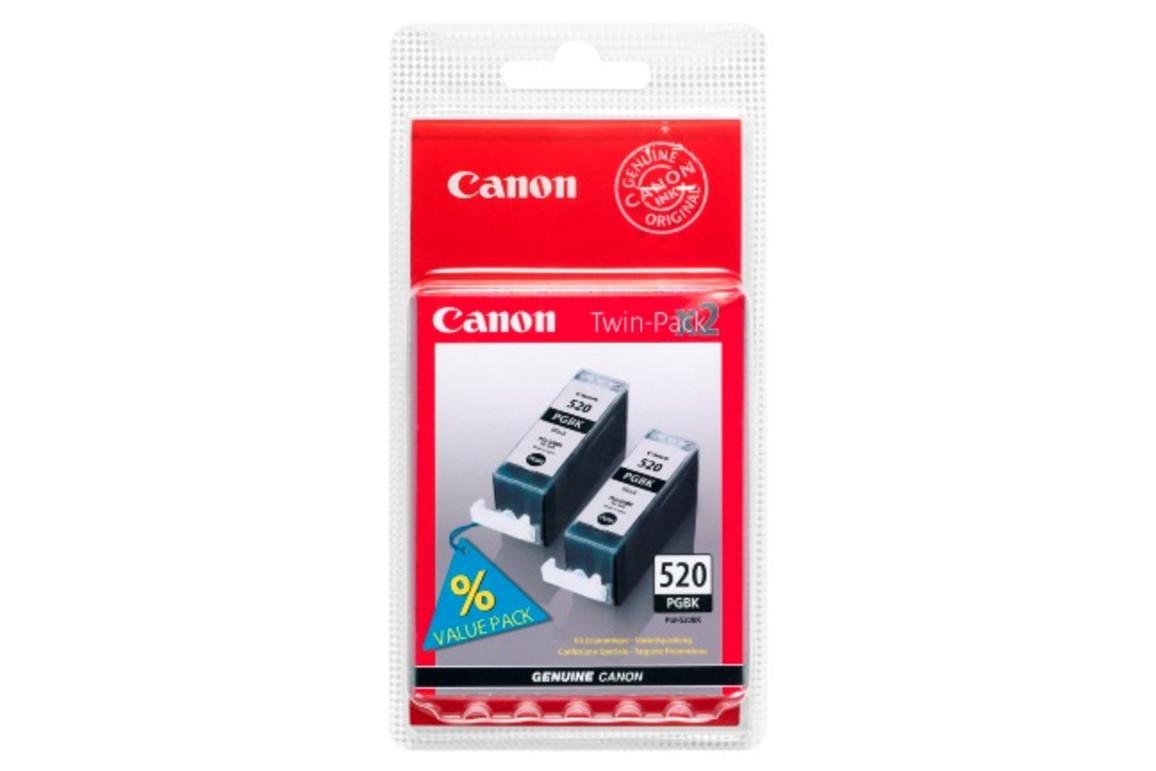 Canon Ink black 19ml 1x2, Art.-Nr. 2932B012 (2932B009) - Paterno B2B-Shop