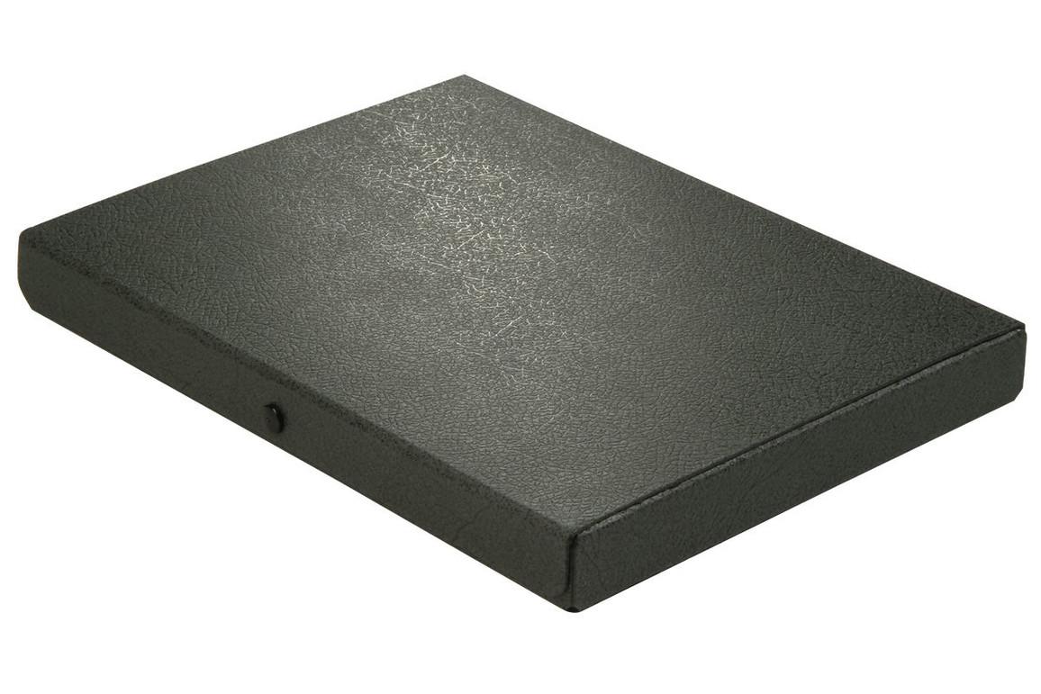 Dokumentenmappe Elba A4 3 cm schwarz, Art.-Nr. 31413 - Paterno B2B-Shop