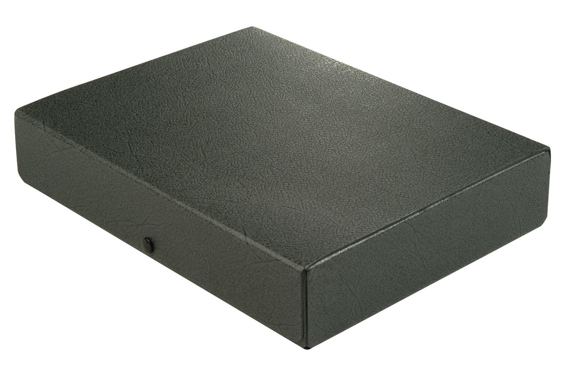 Dokumentenmappe Elba A4 6 cm schwarz, Art.-Nr. 31416 - Paterno B2B-Shop