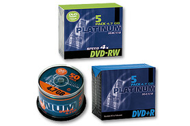 DVD+R Verbatin Double Layer, Art.-Nr. 47093 - Paterno B2B-Shop