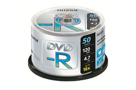 DVD-R 4,7 GB 16x 50er Spindel, Art.-Nr. 47589 - Paterno B2B-Shop