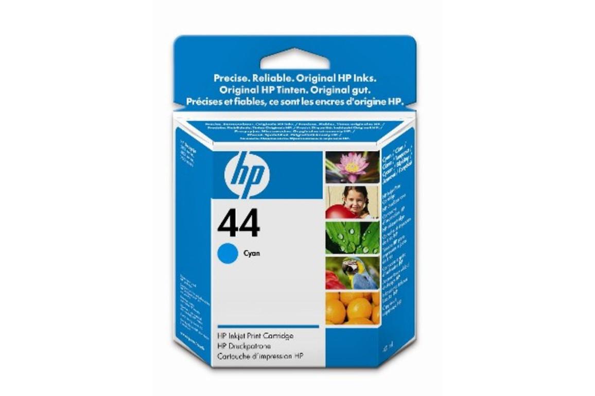 Tintenpatrone HP 44 cyan, Art.-Nr. 51644-CY - Paterno B2B-Shop