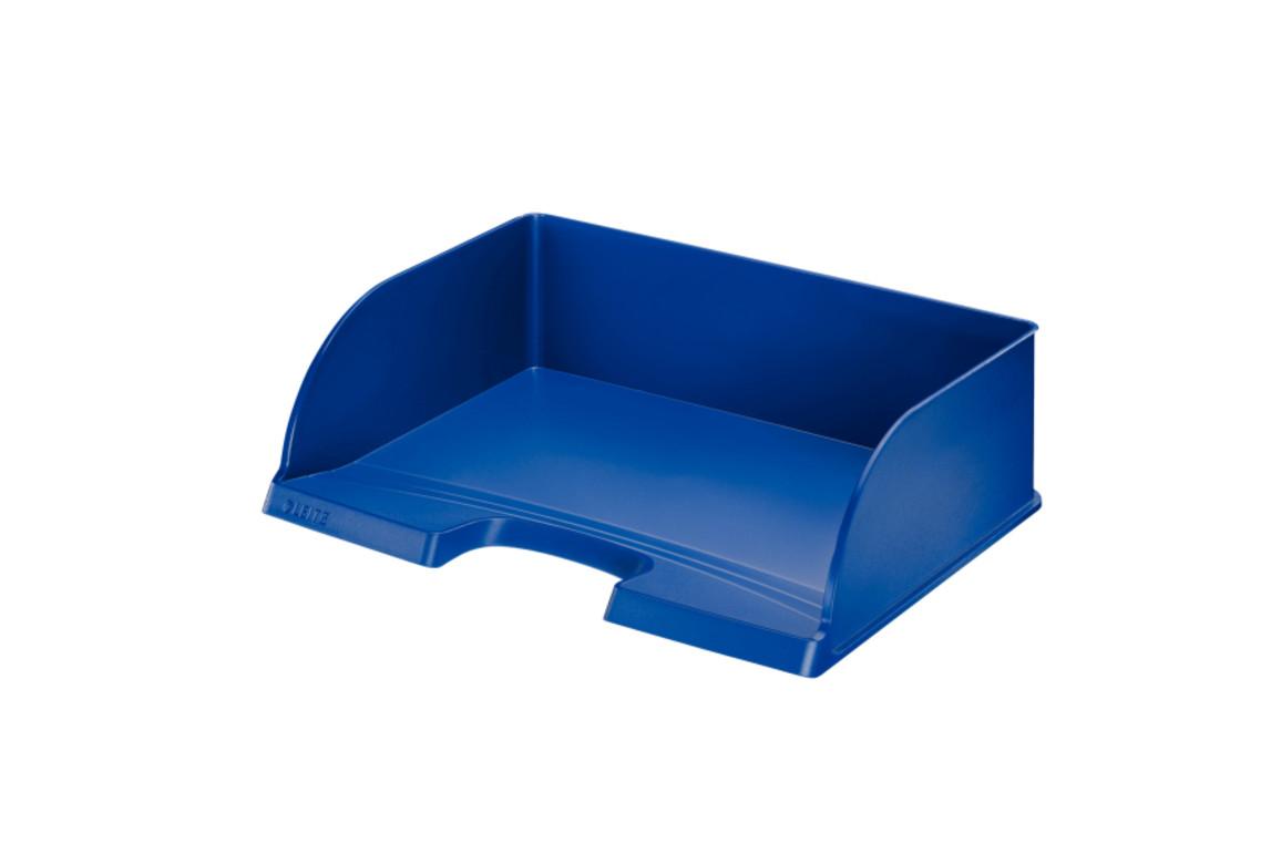 Briefkorb Leitz A4 quer 5219 Jumbo blau, Art.-Nr. 5219-00-BL - Paterno B2B-Shop