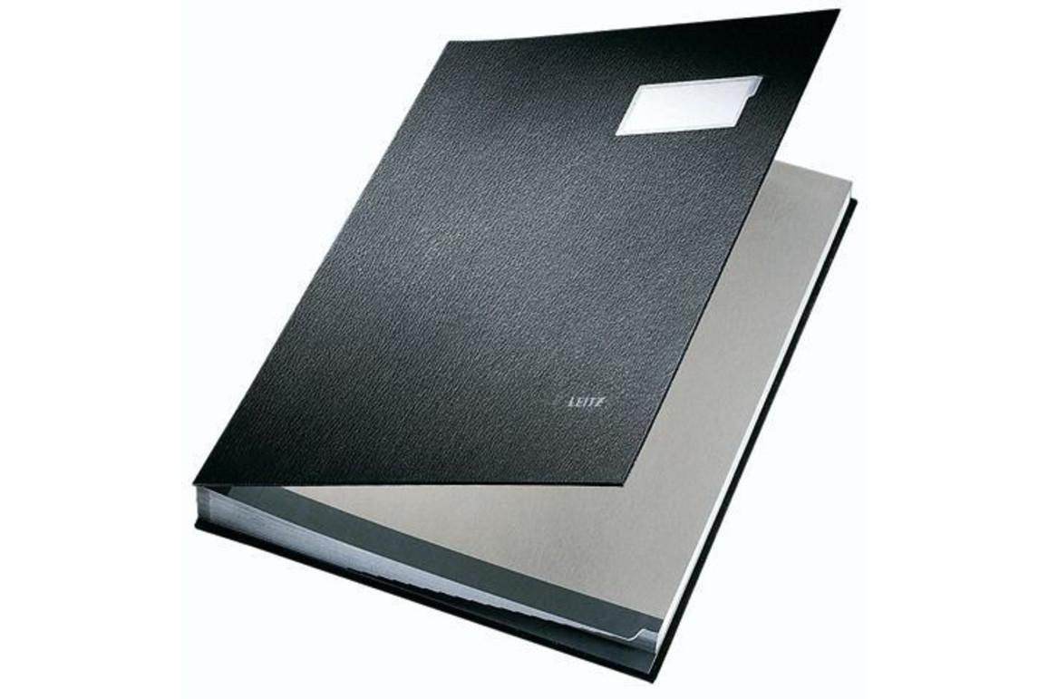 Unterschriftenbuch Leitz A4 blau, Art.-Nr. 5700-00-BL - Paterno B2B-Shop