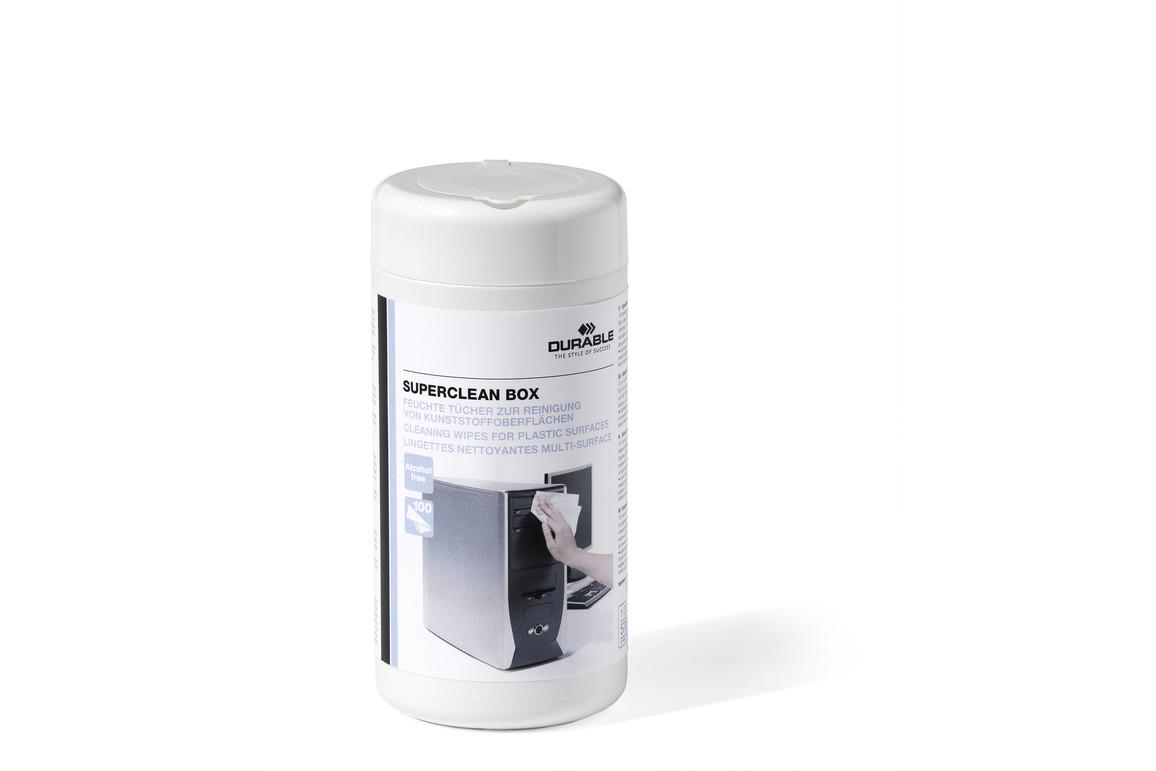 Reinigungstücher Durable Supercleanbox, Art.-Nr. 5708-02 - Paterno B2B-Shop