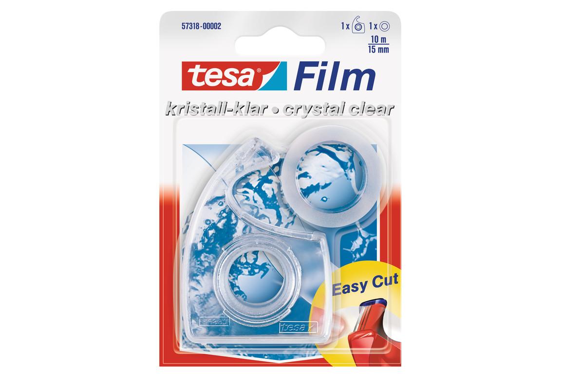 Handabroller Tesa Easy Cut mit, Art.-Nr. 57318 - Paterno B2B-Shop