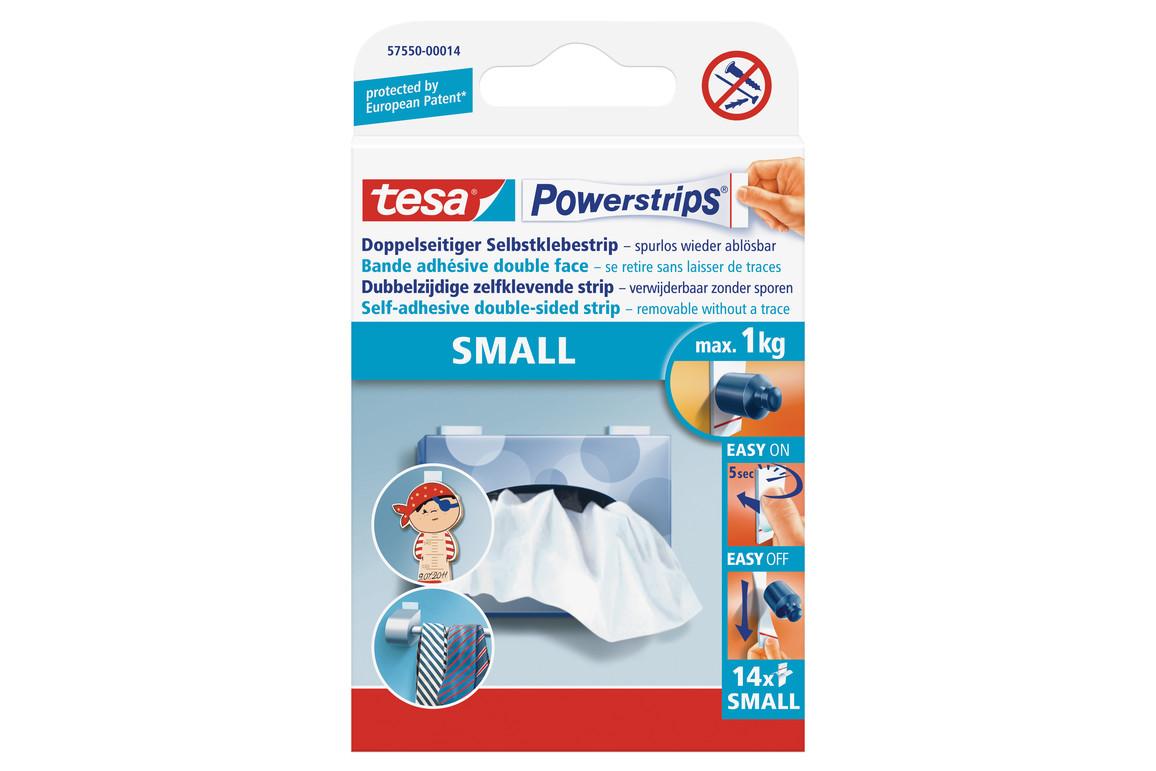 Powerstrips Tesa small, Art.-Nr. 57550 - Paterno B2B-Shop