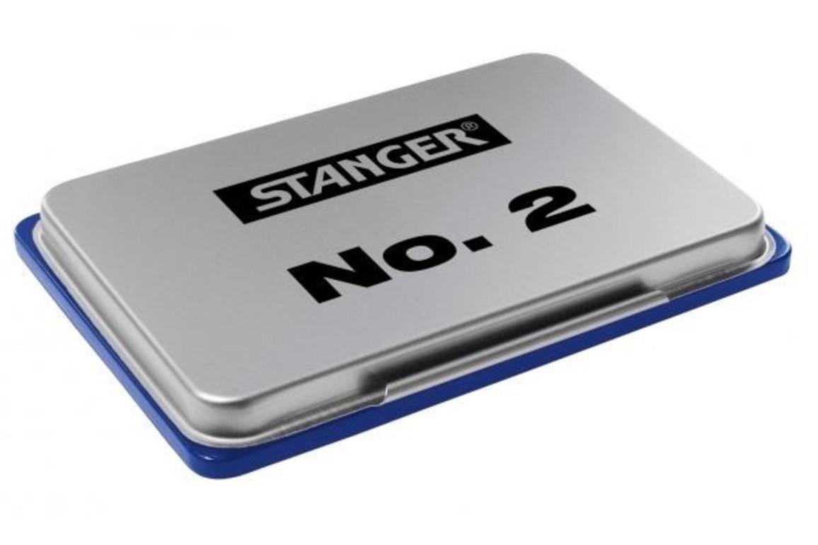 Stempelkissen Stanger 2 schwarz, Art.-Nr. 60416-SW - Paterno B2B-Shop