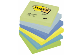 Haftnotizen Post-it 654 Dream 76x76mm, Art.-Nr. 654-MTDR
