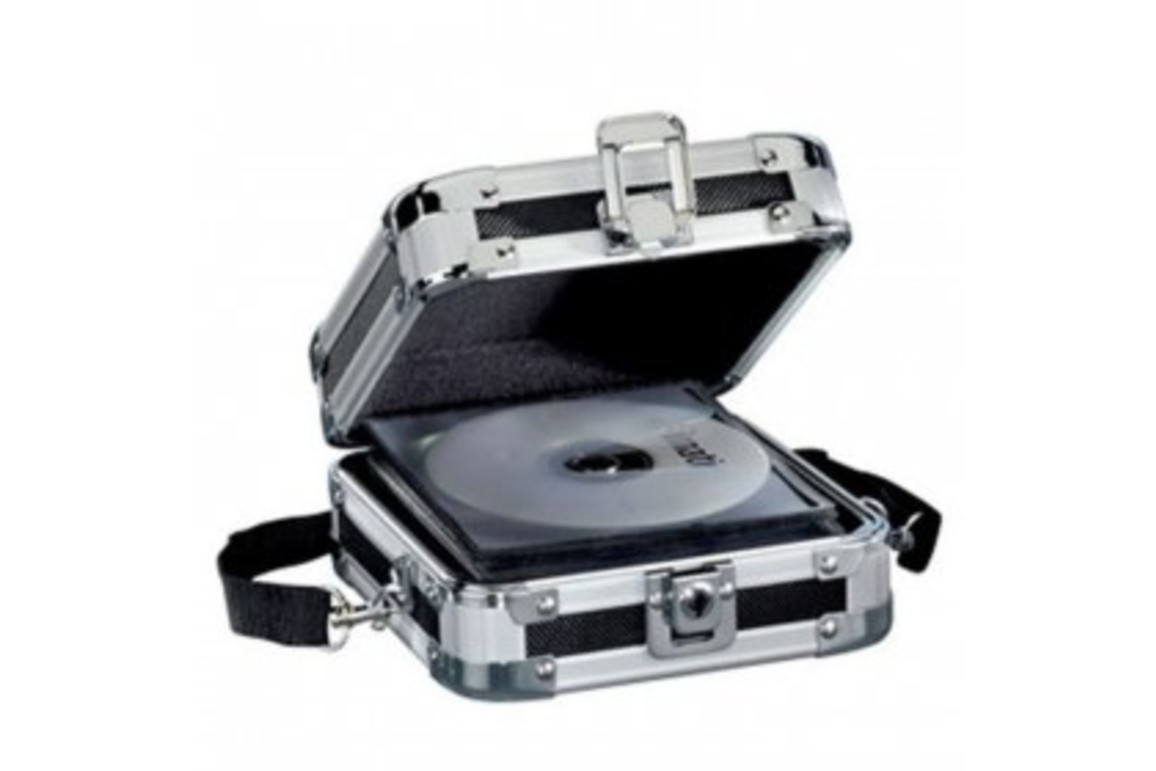 Aufbewahrungsbox für32 CDs, Art.-Nr. 6710-00-95 - Paterno B2B-Shop