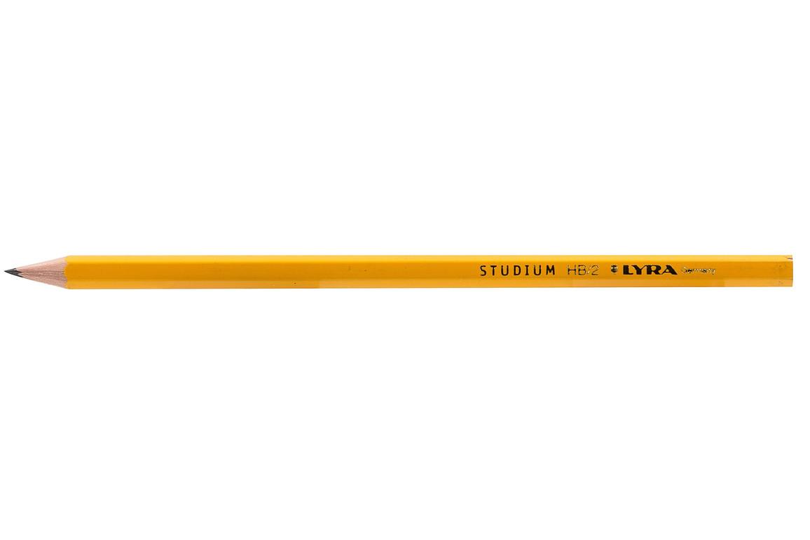 Bleistift Lyra Schule 916 H, Art.-Nr. 916LYRA-H - Paterno B2B-Shop