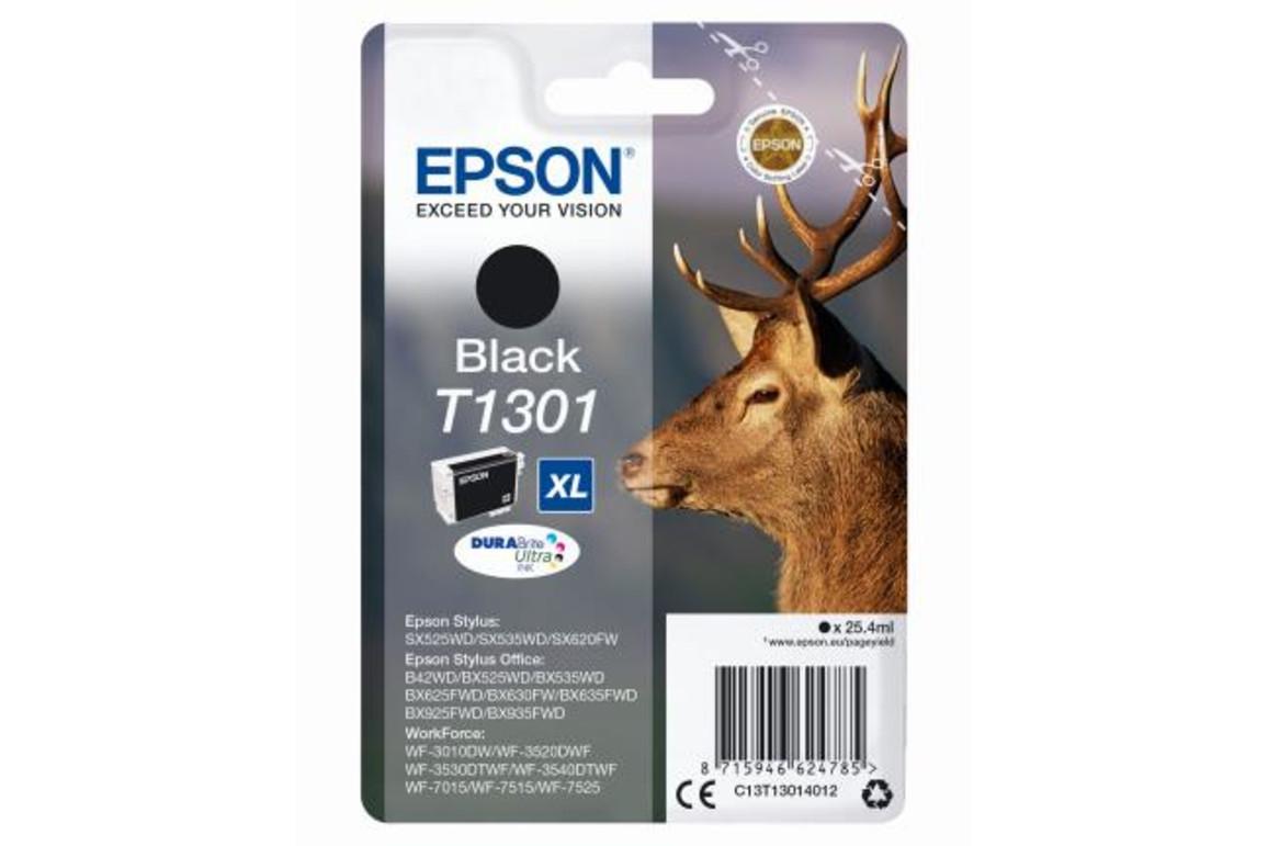 Epson Ink black T1301, Art.-Nr. C13T13014012 - Paterno B2B-Shop