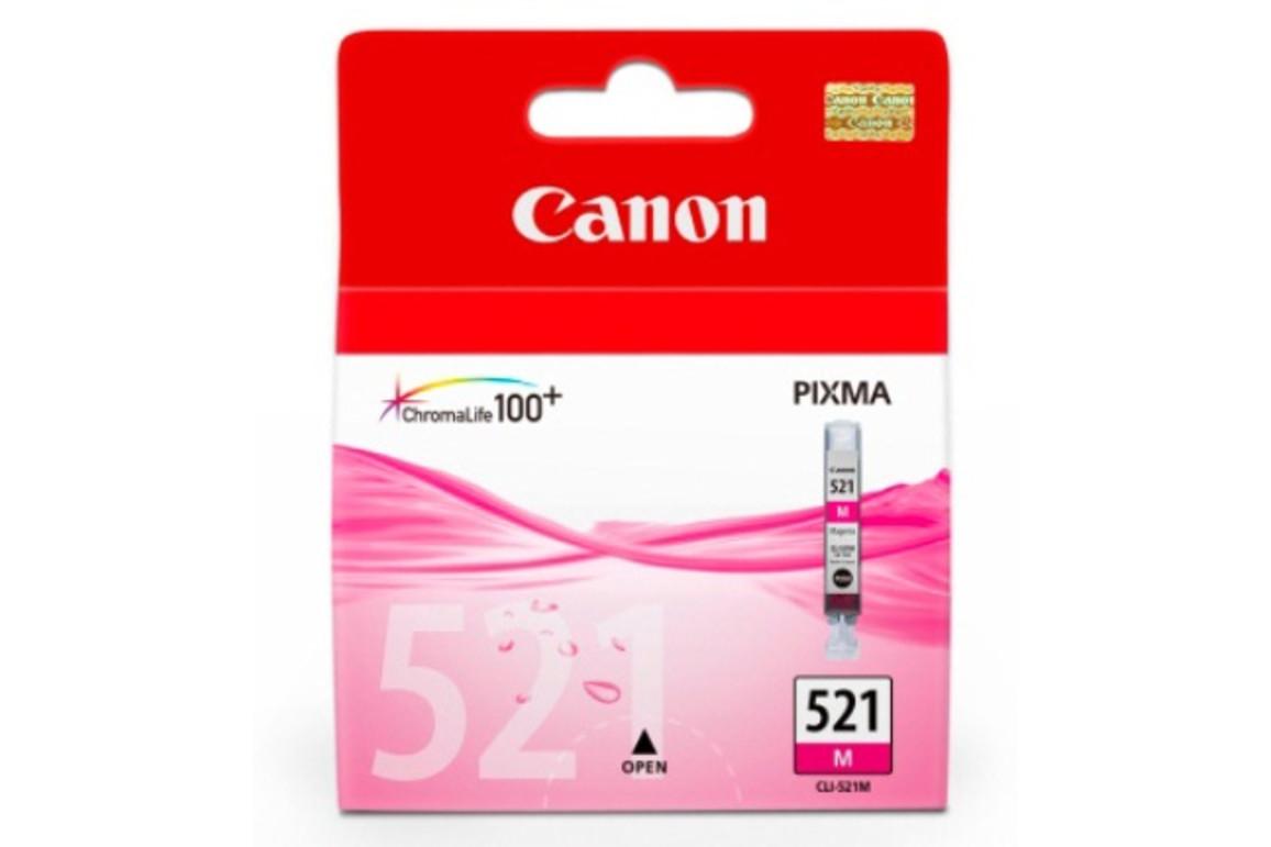 Tintenpatrone Canon CLI521 magenta, Art.-Nr. CLI521-M - Paterno B2B-Shop