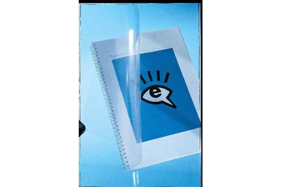Abdeckfolie 0,30mm PVC A4 blau, Art.-Nr. DPV030-BL - Paterno B2B-Shop