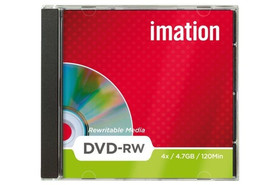 DVD-RW 4,7 GB 4-fach Jewel Case, Art.-Nr. DVD-RW - Paterno B2B-Shop